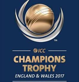 ICC Champions Trophy England v Australia x 4 Tickets (Sat 10th June)