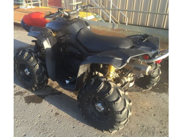 Used 2009 Can-Am Can-Am 800 Renegade X