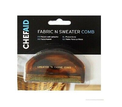 New Fabric And Sweater Comb Small Handy Compact Clean Fuzz Fluff Chef Aid