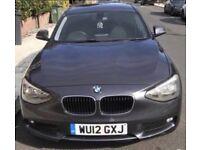 BMW 1 series Efficient Dynamics. (Automatic)