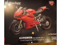 Pocher 1:4th Ducati Model Wanted CASH WAITING