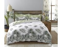 NEW x2 King Size Duvet Cover Sets. RRP £93.98