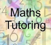 Maths Tutoring Available