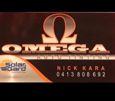 omega window tinting Narre Warren South Casey Area Preview