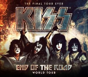 KISS CONCERT TICKETS VANCOUVER JANUARY 31/2019