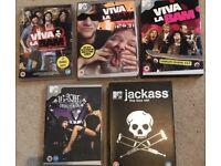 Various TV Series DVDs