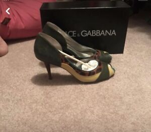 Dolce and Gabbana pumps