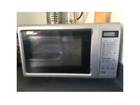Sharpe Microwave in Silver