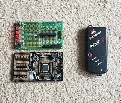 Pickit 2 Bundle - Programmerdebugger - 44 Pin Demo Board - Low Pin Count Demo