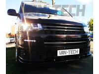 Christmas Deal VW Transporter T5.1 LED DRL Light Bar Headlights 2010-2015
