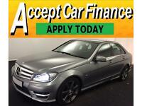 Mercedes-Benz C220 FROM £57 PER WEEK!