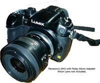 Panasonic GH3 body only Excellent condition