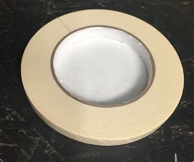 Sterilization Tape 12 X 60 Yds Roll Autoclave Indicator Tape Dental Tattoo