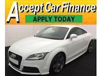 Audi TT Coupe 2.0TDI ( 170ps ) quattro S Tronic 2012MY Black Edition