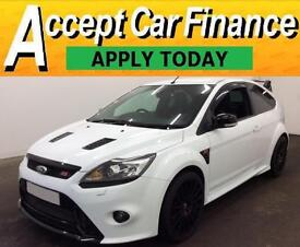 Ford Focus RS FROM £98 PER WEEK!