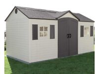 Garden Shed Assembly Service