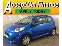 Peugeot 107 1.0 12v ( 68bhp ) 2012.25MY Access FROM £15 PER WEEK