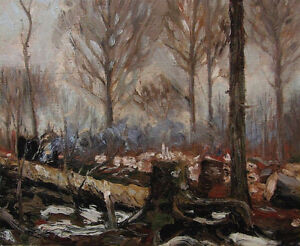 "Limited Edition ""Early March"" by Tom Thomson"