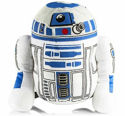 IAM R2-D2 R2D2 STAR WARS PLUSH BACKPACK BAG FIGURE TOY Authentic *NEW* RARE SALE