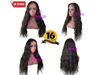 24 Inch Closure Wig Water Curls