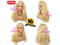 613 Brazilian Lace Front Wig