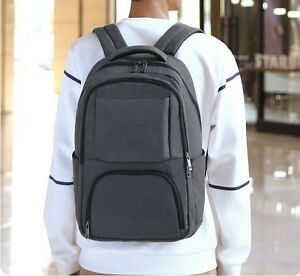 """Strong Water Resistant Backpack also fits 15.6"""" Laptop NEW!"""