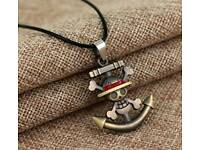 Brand new one piece necklaces - 3 types