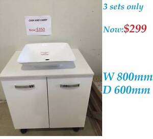 800mm cabinet package $299 Cannington Canning Area Preview