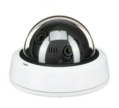 Axis Communicationsq3708-pve 15mp Outdoor Network Dome Camera