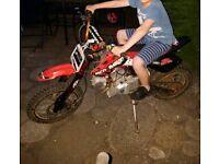 90cc Pitbike