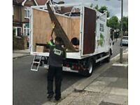 WASTE rubbish removal same day service tip runs house clearances collection cheap man&van bins bags