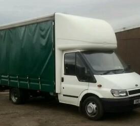 Man and van hire. FULLY INSURED.Leyland,Preston, Wigan, Southport, chorley, Lancashire etc.