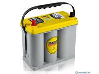 Optima Yellow Top YTS 2,7 AGM-Battery