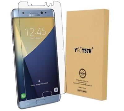 (Qty 2) Yootech HD Acute Film Screen Protector Full Cover Samsung Galaxy Note 7