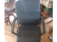 Computer chair for
