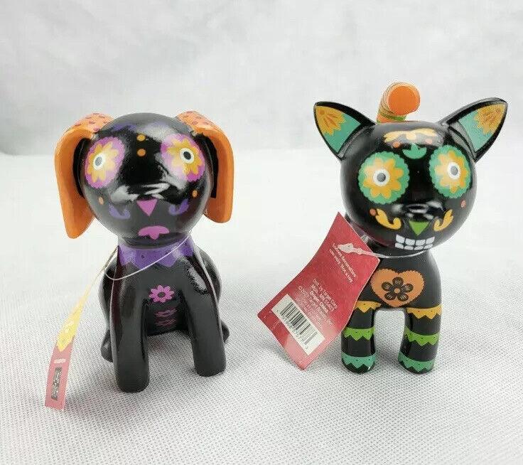 Dia de Muertos Calavera Sugar Dog & Cat Luis Fitch Target 2021 Day of the Dead