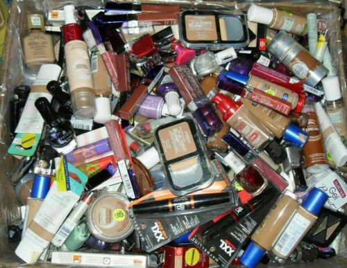 Big Brands Mixed Makeup Bulk Lot Assorted Cosmetics Wholesale choose piece count