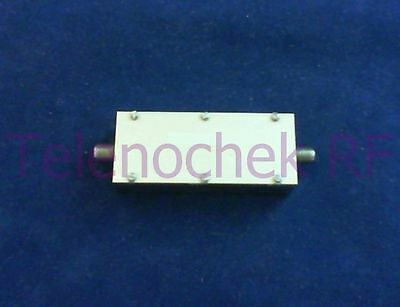 Rf Microwave Low Pass Filter 2400 Mhz Cf 3150 Mhz 30db Reject  5 Watt Data