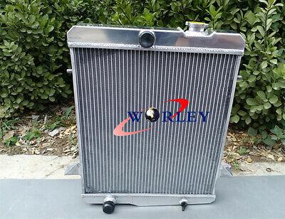 Aluminum Radiator For TRIUMPH TR4A 1965-1967 1965 1966 1967 56MM
