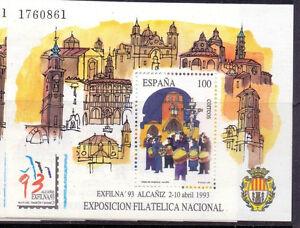 ESPANA-1993-EXFILNA-93-ED-3249-HB