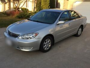 2005 Toyota Camry V6 LE