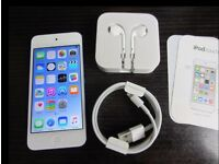 Blue Ipod Touch 32gb 6th Generation (Brand New)
