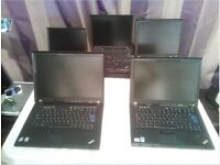 IBM Thinkpad T60 & Lenovo T61 hp sony dell All £25