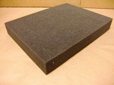 Recycled Foam Gray Block Packing Shipping Protection Pad Medium Density Thick