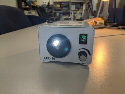 .:  SunOptic Technologies LLS-050 / ML-0051 Phantom ML LED 50 Light Source  :.