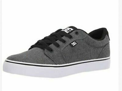 DC ANVIL TX SE Black/Resin Skate Shoe's Men's US 9 (A)  segunda mano  Embacar hacia Argentina