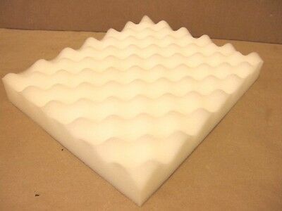 1x Recycled Foam Packing Shipping Protection Thick Wave-cut Cushion Pad Block