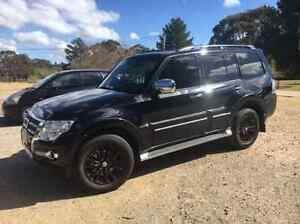 2014 Mitsubishi Pajero Wagon  **12 MONTH WARRANTY** Liverpool Liverpool Area Preview