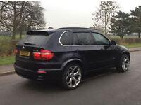 BMW X5 3.0 D M SPORT X DRIVE 2009