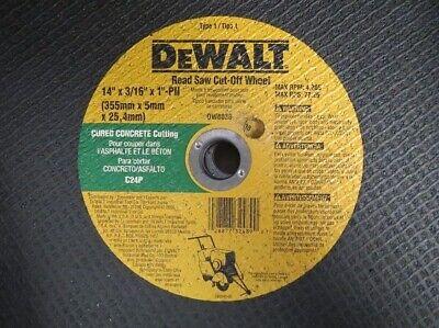 DeWalt DW8038 14